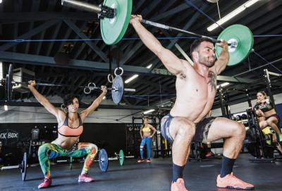 Extreme CrossFit