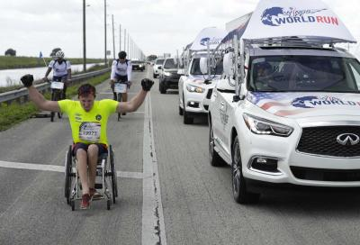 Wings for Life World Run: oltre tre milioni raccolti