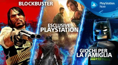 Playstation Now: adesso il gioco è in streaming