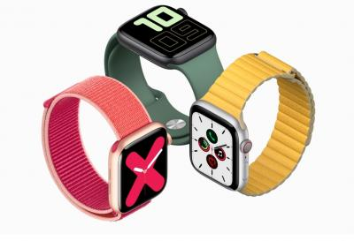 Ecco l'Apple Watch Series 5 con il display sempre acceso