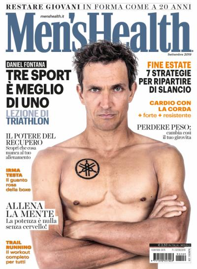 Le strategie per ripartire dopo l'estate con il nuovo numero di Men's Health