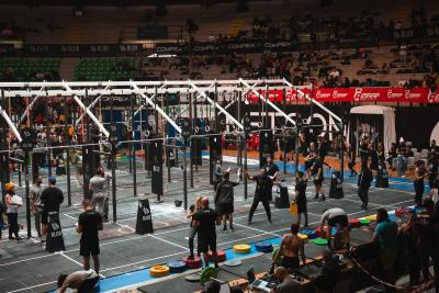 Fall Series Throwdown: 600 crossfitter si sfidano a colpi di WOD