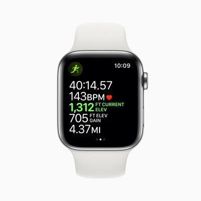 Isolamento forzato? Restiamo attivi con Apple Watch