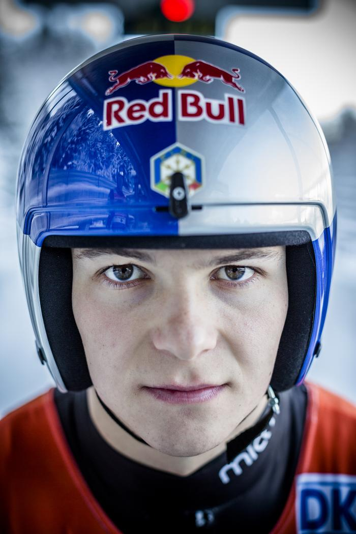 Dominik Fischnaller - Credit Damiano Levati/Red Bull Content Pool